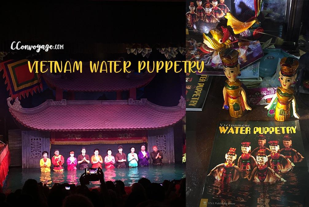 【越南河內】體驗民間藝術特色:昇龍水上木偶劇 Vietnam Water Puppetry|越走越南 2015