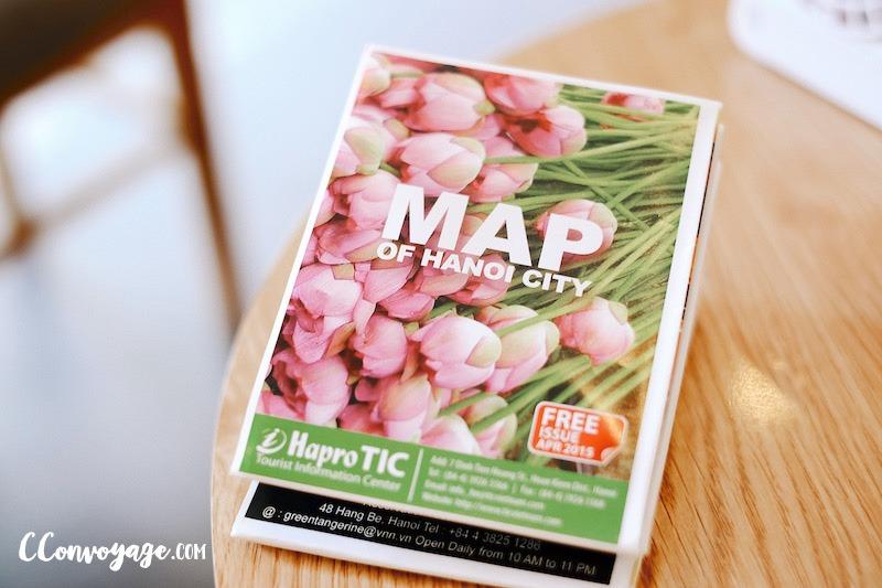 【七月越南】我們的河內消暑停留點 – Hapro TIC (免費地圖+行程規劃)|越走越南 2015